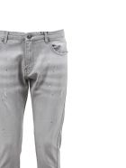 John Richmond Slim Fit Jeans - Gray