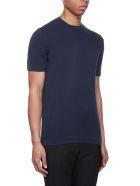 Drumohr Short Sleeve T-Shirt - Blu