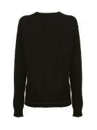 Prada Linea Rossa Classic Sweater - Nero