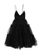 Brognano Midi Dress - Black