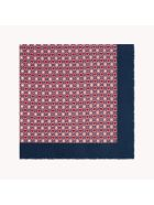 Gucci modal and silk shawl, - Rosa
