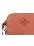 Tory Burch Mcgraw Camera Bag - Orange