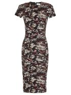 Victoria Beckham Fitted Dress - MULTI