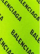 Balenciaga Scarf - Green