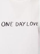 Miu Miu One Day Love T-shirt - Bianco