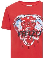 Kenzo Kids Kenzo Junior T-shirt - Red