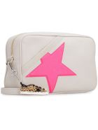 Golden Goose Star Bag Leather Camera Bag - Beige