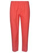 Erika Cavallini Classic Cropped Trousers - Arancio