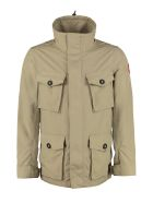 Canada Goose Stanhope Techno Fabric Jacket - green