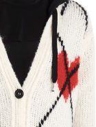RED Valentino Cardigan - White