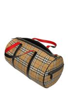 Burberry Vintage Check Holdall - Antique Yellow A5373