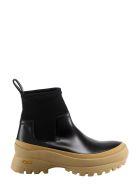 Jil Sander Ankle Boots - Black