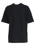 Krizia Embroidered T-shirt - Black