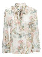 Chloé Blouse - Multi white
