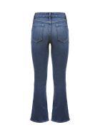 Frame Le Crop Jeans - Blu chiaro