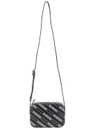 Balenciaga Camera Everyday Xs Shoulder Bag - Black/white