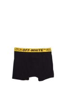Off-White Logoed Boxer - Nero