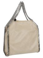 Stella McCartney Mini Falabella Tote - Clotted Cream