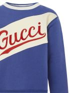 Gucci Junior Sweatshirt - Blue