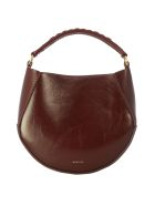 Wandler Mini Corsa Leather Shoulder Bag - Syrup Syrup