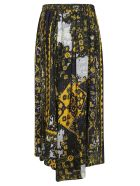 Y's Printed Trousers - Fantasy Yellow