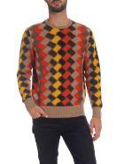 Drumohr Sweater - CAMMELLO SENAPE