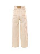 SEMICOUTURE Trouser - Dirtyzymewash