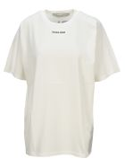 """Golden Goose """"sneakers Lover"""" Print T-shirt - WHITE"""