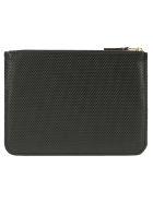 """Comme des Garçons Wallet Comme Des Garcons Wallet Comme Des Garçons """"luxury Group"""" Pouch - BLACK"""