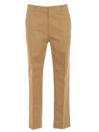Sofie d'Hoore Classic Trousers - Cardboard