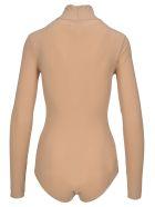 Maison Margiela Martin Margiela Four-stitch Detail Bodysuit - SKIN BEIGE