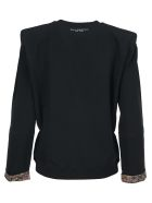 Philosophy di Lorenzo Serafini Philosophy Logo Sweatshirt - DARK GREY