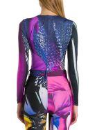 Maison Margiela Flamingo Bodysuit - Multicolor