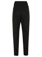 PT01 Belted Trousers - Black