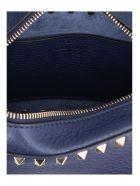 Valentino Garavani 'rockstud' Bag - Blue