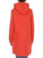 Moorer Antibes Jacket - Orange