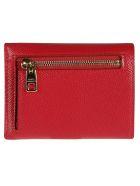 Dolce & Gabbana St. Dauphine Wallet - Red