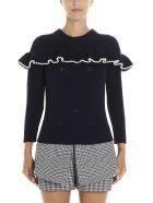 Alexander McQueen Sweater - Blue