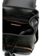 Tory Burch Fleming Backpack - BLACK (Black)