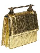 M2Malletier Mini Clutch - Gold
