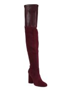 Stuart Weitzman Helena Over-the-knee Boots - Cabernet