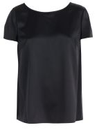 Emporio Armani T-shirt S/s Round Neck - Nero