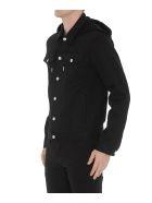 Alexander McQueen Denim Jacket - Black