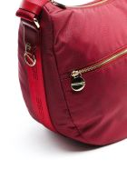 Borbonese Medium Luna Bag - Brule