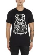 Philipp Plein 'teddy Bear' T-shirt - Black