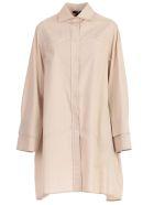 Jejia Luna Shirt Over Popeline - Beige
