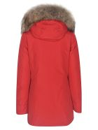 Woolrich Artic Parka - Red