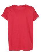 Balmain T-shirt - Rouge/oro