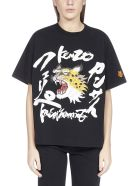 Kenzo T-shirt - BLACK