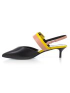 Pierre Hardy Slingback Sandals - Multi Black